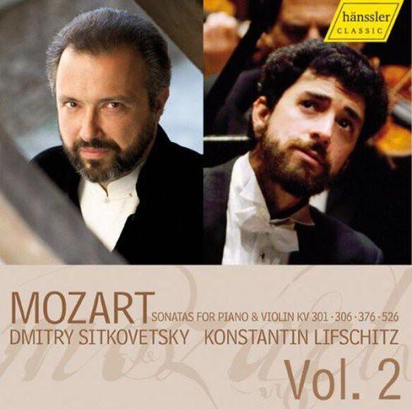 W.a. Mozart - Violin Sonatas 2