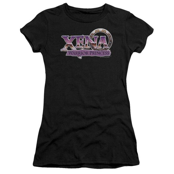 Xena Logo Premium Bella Junior Sheer Jersey