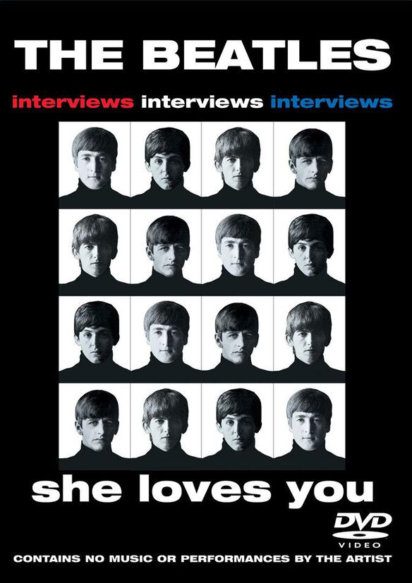 The Beatles - She Loves You (Interviews)
