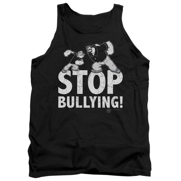 Popeye Stop Bullying Adult Tank