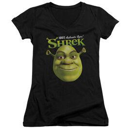 Shrek Authentic Junior V Neck T-Shirt