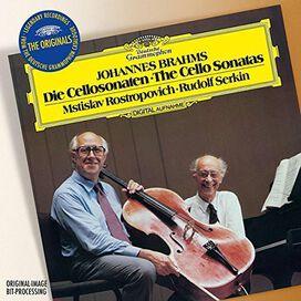 Serkin - the Cello Sonatas
