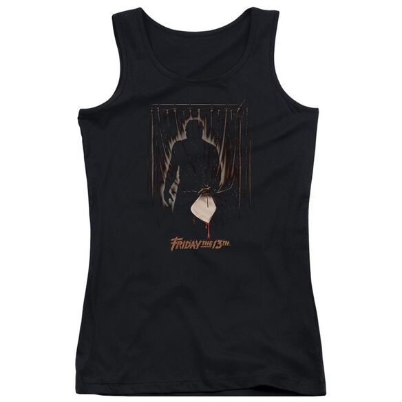 Friday The 13 Th Part 3 Poster Juniors Tank Top