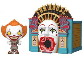 Funko Pop! Town: IT - Pennywise w/ Funhouse