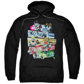 Voltron Paladins Strike Adult Pull Over Hoodie