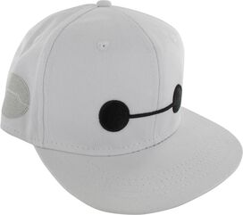 Big Hero 6 Baymax Face Snap Youth Hat