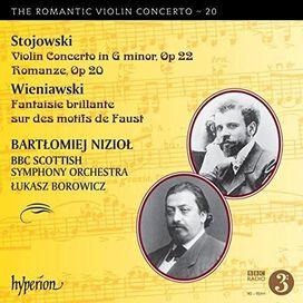 Bartlomiej Niziol - The Romantic Violin Concerto, Vol. 20