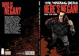 The Walking Dead: Here's Negan Graphic Novel with Exclusive Variant Cover