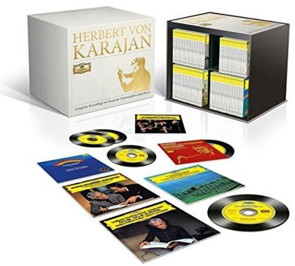 Herbert Von Karajan - Complete Recordings on Deutsche Grammophon & Decca