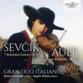 Auer/ Gran Duo Italiano - 7 Bohemian Dances 10
