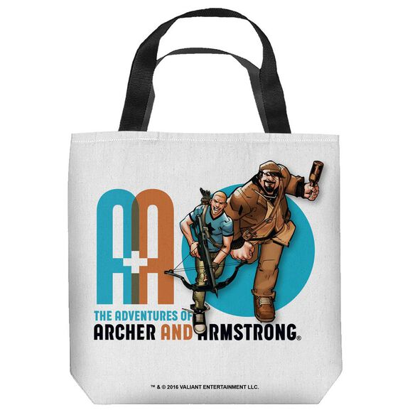 Archer & Armstrong Archer & Armstrong 2 Tote