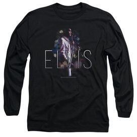 ELVIS PRESLEY DREAM STATE - L/S ADULT 18/1 T-Shirt