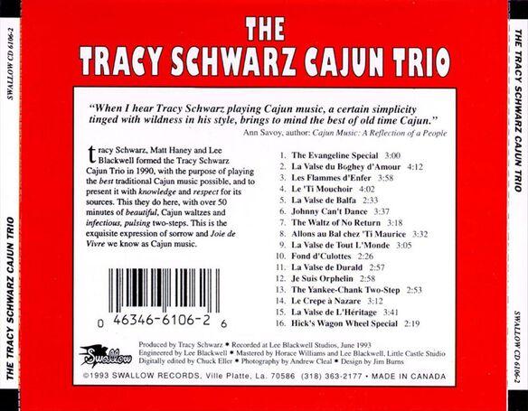 Tracy Schwarz Cajun