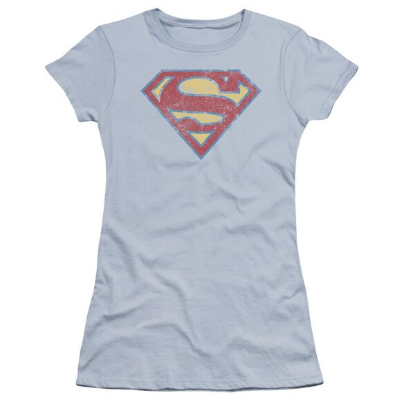 Superman Super S Premium Bella Junior Sheer Jersey Light