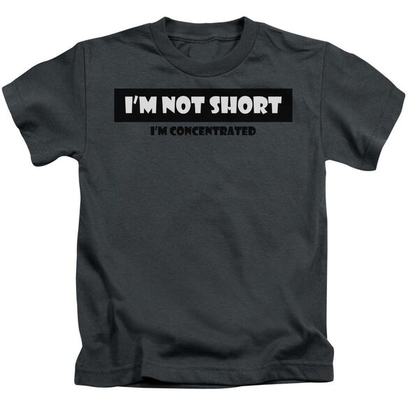 Not Short Short Sleeve Juvenile T-Shirt