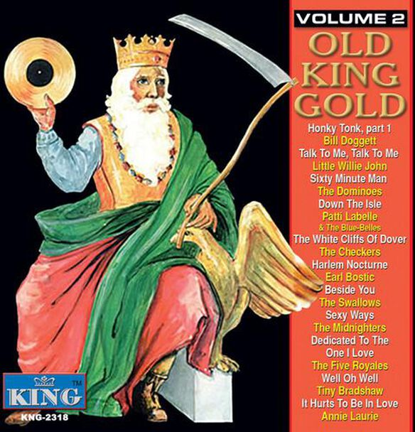 Old King Gold 2 / Various