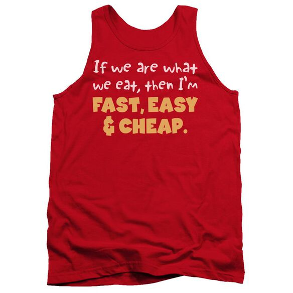 Fast Easy & Cheap Adult Tank