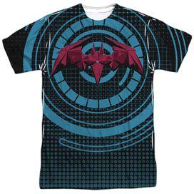 Batman Unlimited Bat Tech Short Sleeve Adult Poly Crew T-Shirt