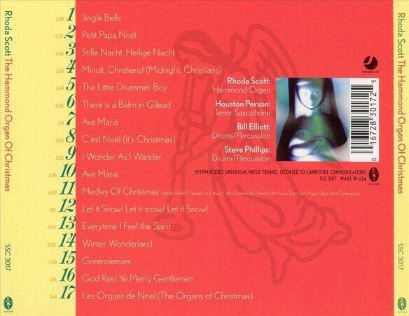 Hammond Organ Of Christma