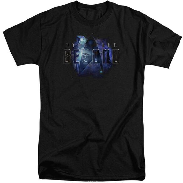 Star Trek Beyond Galaxy Beyond Short Sleeve Adult Tall T-Shirt