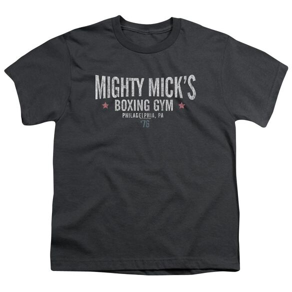 Rocky Mighty Micks Boxing Gym Short Sleeve Youth T-Shirt