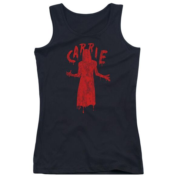 Carrie Silhouette Juniors Tank Top