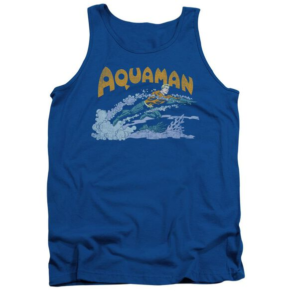 Dc Aqua Swim Adult Tank Royal