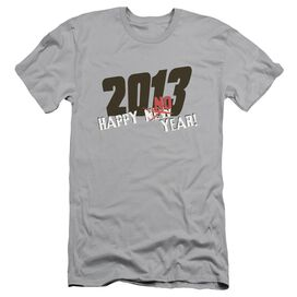 NO YEAR - ADULT 30/1 - SILVER T-Shirt