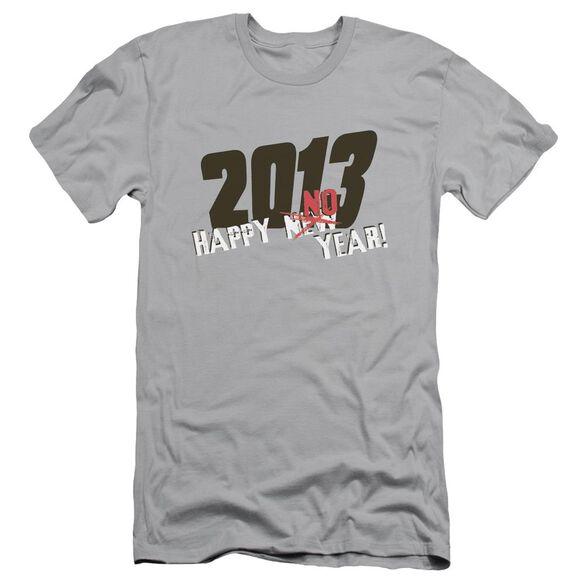 No Year Short Sleeve Adult T-Shirt