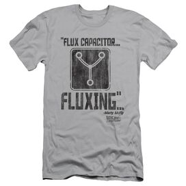 Back To The Future Fluxing Short Sleeve Adult T-Shirt