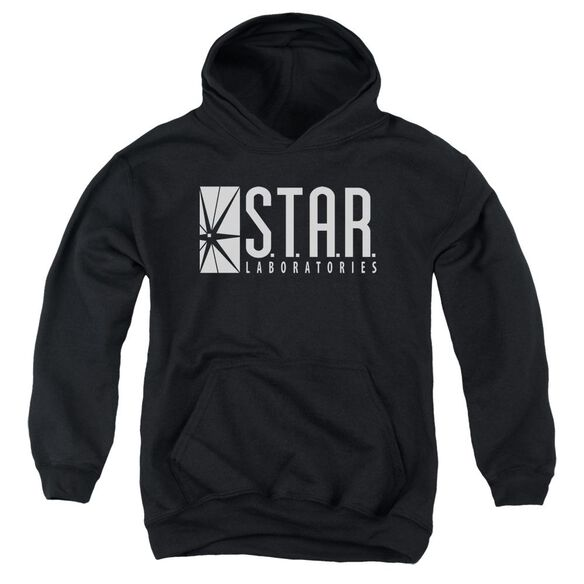 The Flash S.T.A.R. Youth Pull Over Hoodie