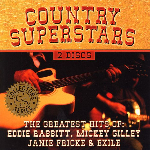 Country Superstars The Gr
