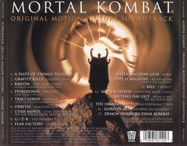 Original Soundtrack - Mortal Kombat [Original Soundtrack]