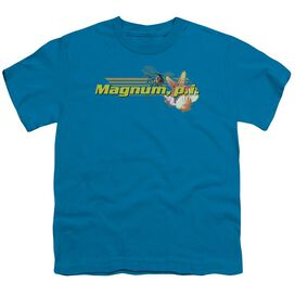 Magnum Pi Hawaiian Life Short Sleeve Youth T-Shirt