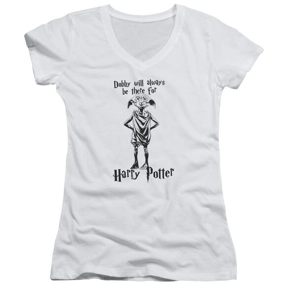 Harry Potter Always Be There Junior V Neck T-Shirt