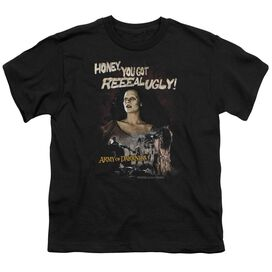 Army Of Darkness Reeeal Ugly! Short Sleeve Youth T-Shirt