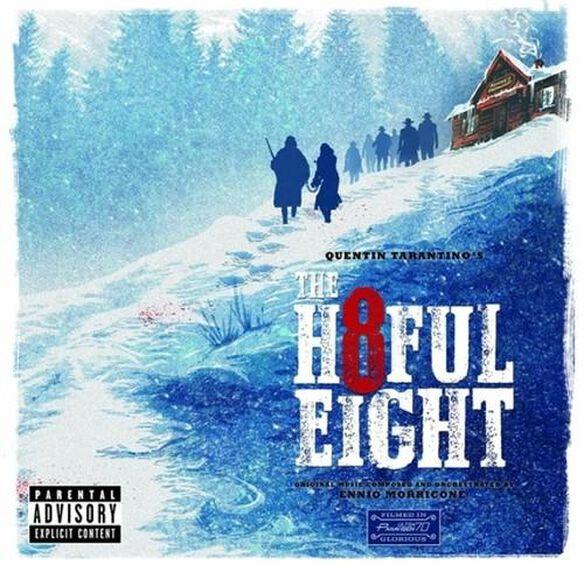 Hateful Eight [Blu-ray]