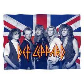 Def Leppard The Boys Pillow Case