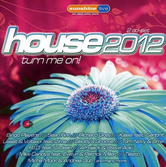 House 2012: Turn Me On / Various