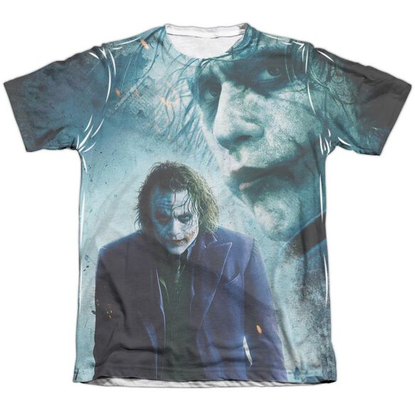 Dark Knight Gothams Chaos Adult Poly Cotton Short Sleeve Tee T-Shirt