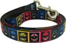 Power Rangers Boxed Helmet Wrap Pet Leash
