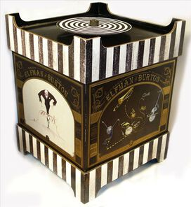 Danny Elfman/Tim Burton - Danny Elfman & Tim Burton 25th Anniversary Music Box