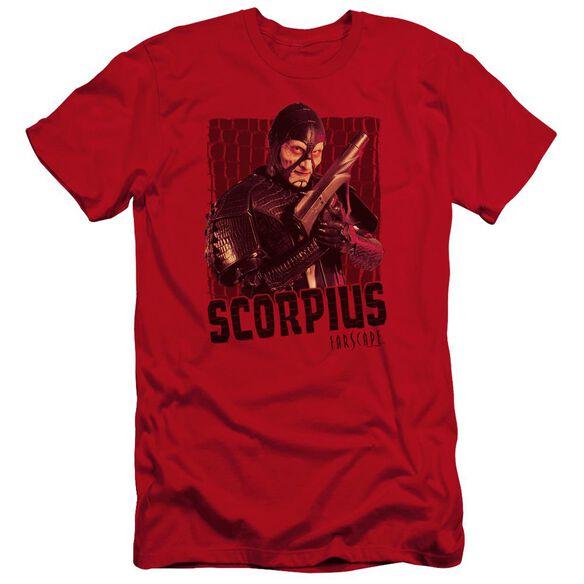 Farscape Scorpius Premuim Canvas Adult Slim Fit