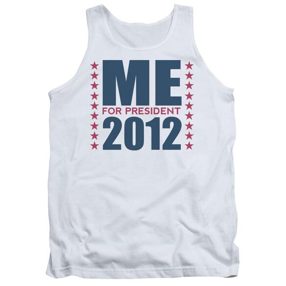 Me For President Adult Tank