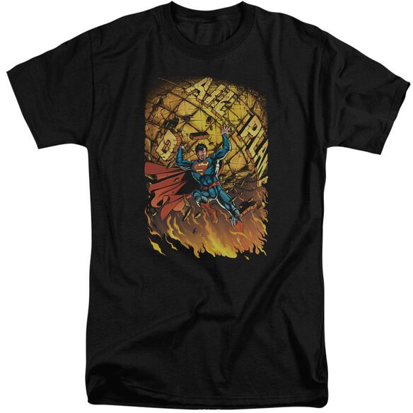 Superman Superman #1 Short Sleeve Adult Tall T-Shirt