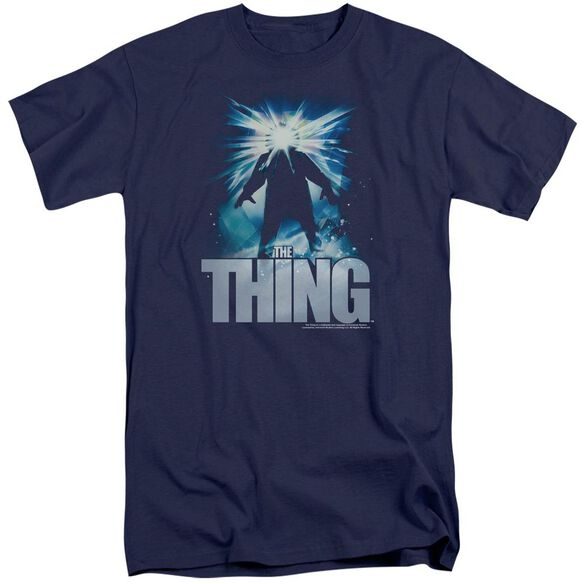 Thing Ice Short Sleeve Adult Tall T-Shirt
