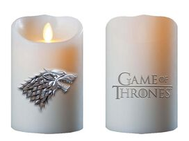 Game of Thrones - Stark LED Candle