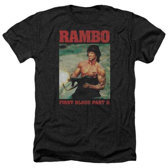 Rambo:First Blood Ii Dropping Shells Adult Heather