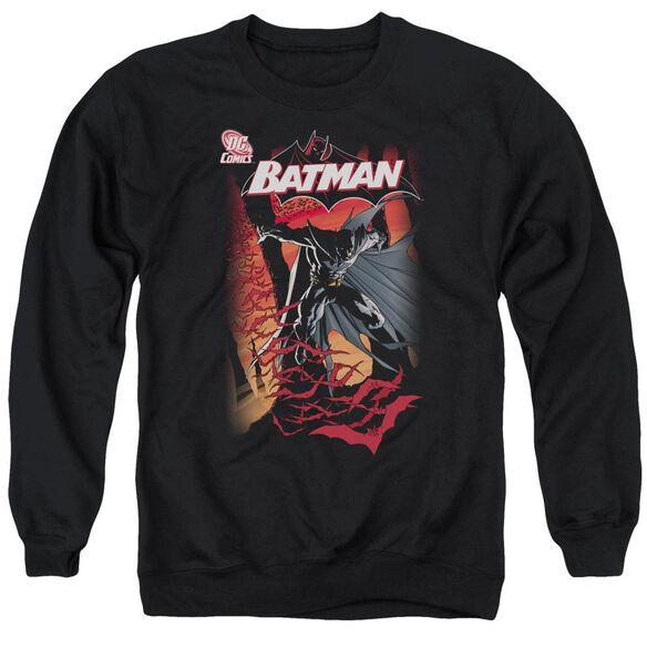 Batman #655 Cover Adult Crewneck Sweatshirt