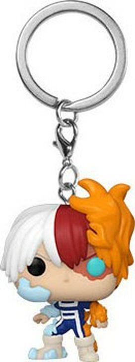 Funko Pocket Pop! Keychain: My Hero Academia - Todoroki